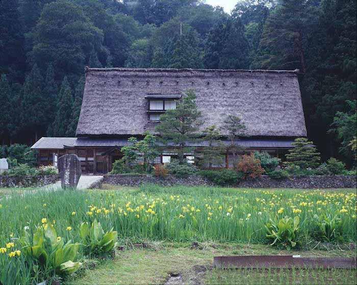 岩瀬家住宅の画像
