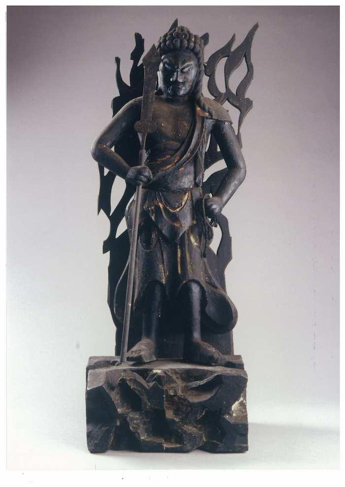 乙劍社の御神体の画像