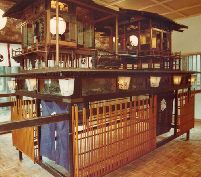 庵屋台の画像