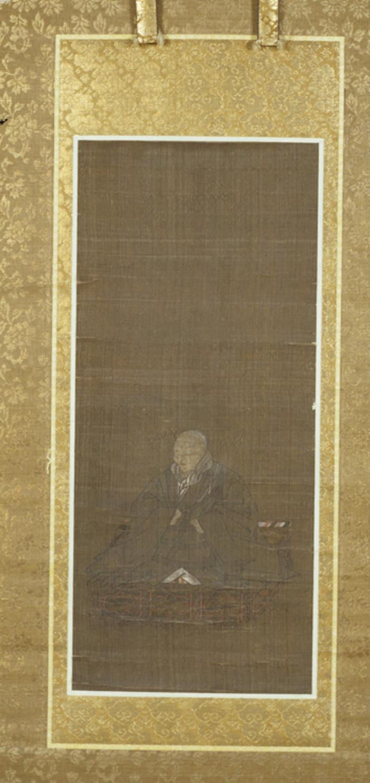 親鸞絵像・裏書の画像