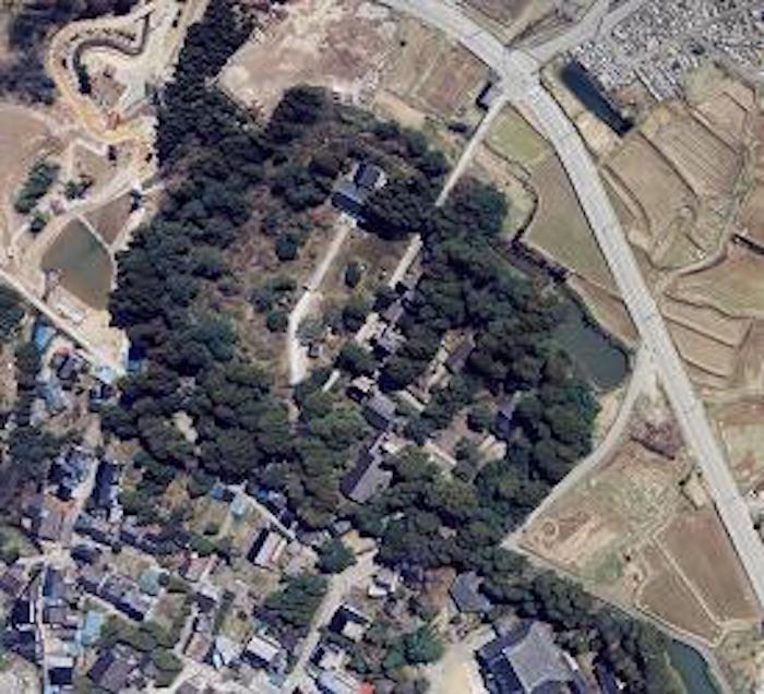 井波城址の画像