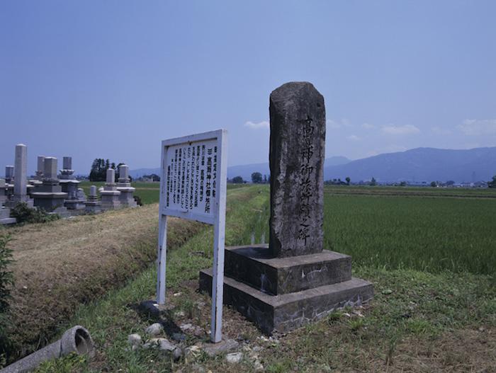 高瀬神社御旅所跡の画像