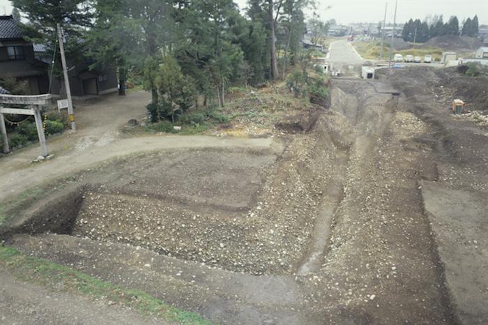 寺家新屋敷古館跡の画像