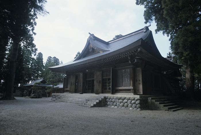 高瀬神社の画像