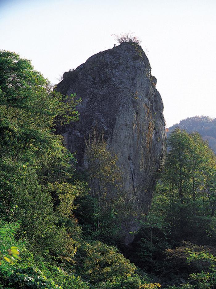 天柱石の画像