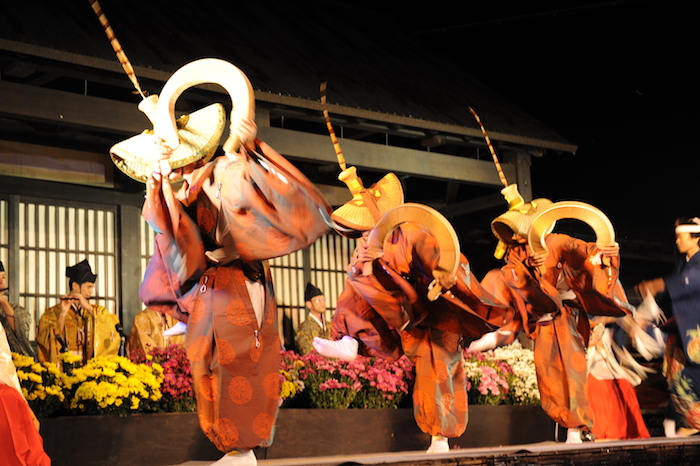 こきりこ祭りの画像