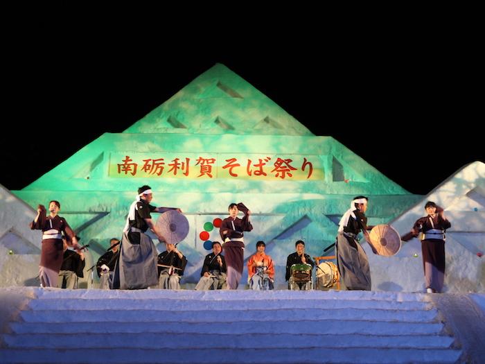 南砺利賀そば祭りの画像